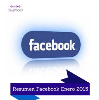 Resumen Facebook Enero 2015